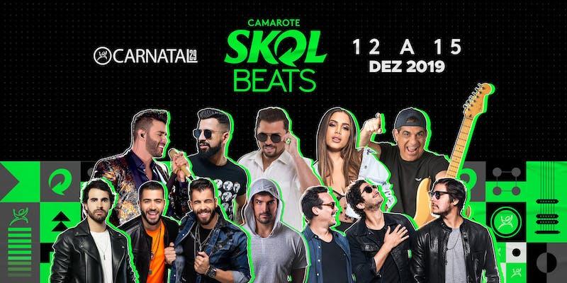 Gusttavo Lima - Camarote Skol Beats 2019 - Carnatal