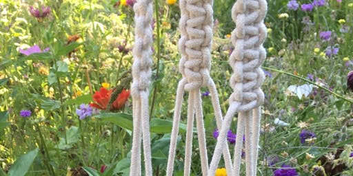 Macrame at Shady Oak