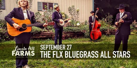 An Evening With The FLX Bluegrass All-Stars tickets
