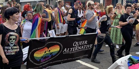 Manchester Pride March Walking Group - Queer Alternative tickets