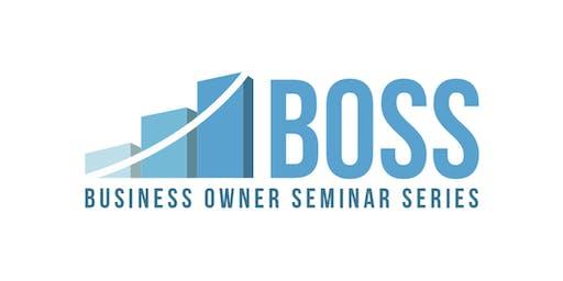 BUSINESS OWNER SEMINAR SERIES - Raising Capital