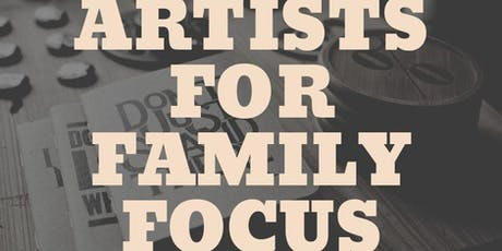 Artists for Family Focus Evanston Fundraiser tickets