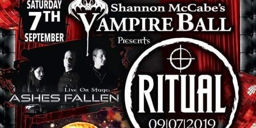 "Vampire Ball Presents:""Ritual"" with Live Music by Ashes Fallen"