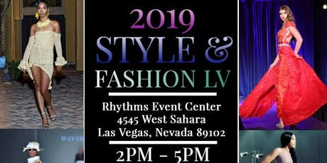 2019 Style & Fashion LV Event tickets