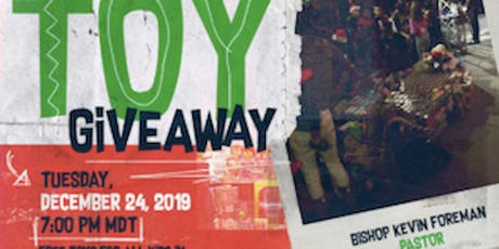 Annual Toy Giveaway @ Harvest Church tickets