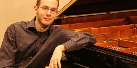 Musical Excursions: Brendan Kinsella - Solo Piano tickets
