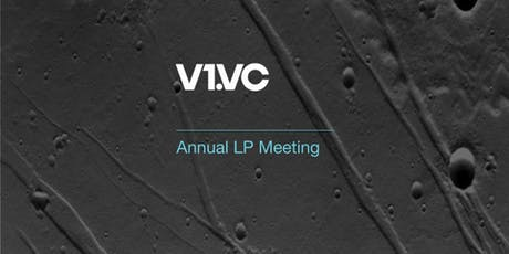 V1.VC Annual LP Meeting and Dinner tickets