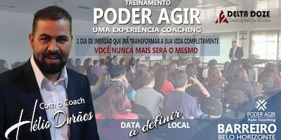LISTA DE INTERESSE - PA - Poder Agir - Uma Experiência Coaching - CADASTRO