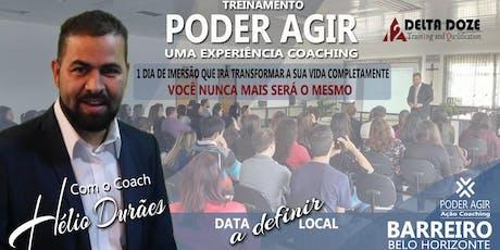 LISTA DE INTERESSE - PA - Poder Agir - Uma Experiência Coaching - CADASTRO tickets