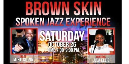 The Brown Skin Spoken Jazz Showcase