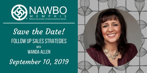 MONTHLY LUNCHEON: Follow Up Sales Strategies