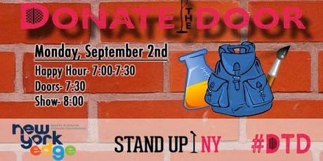 Back To School Comedy Night With New York Edge! tickets