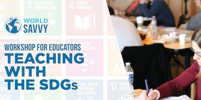 Teaching with SDG #11: Sustainable Communities