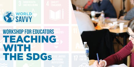 Teaching with SDG #11: Sustainable Communities tickets