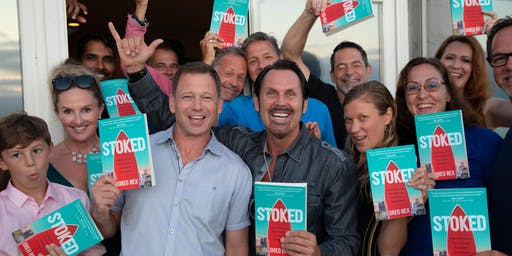 STOKED Book Launch & Healthy Lifestyle Celebration!