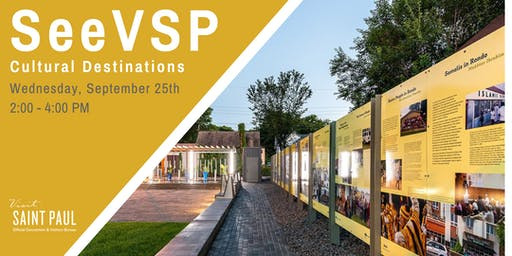 SeeVSP: Cultural Destinations