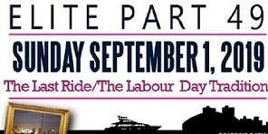 **ELITE PARTY SERIES PRESENTS** LABOUR DAY LONG WEEKEND BOAT CRUISE