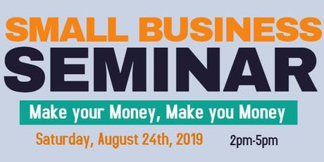 Small Business Finance Workshop tickets