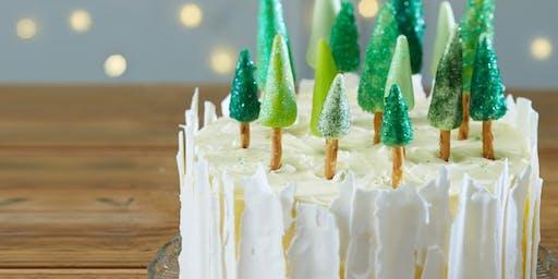 Christmas Cake Class