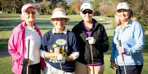 Golf Age 50+ Senior State Championships San Diego