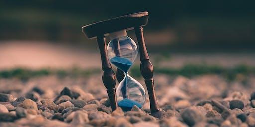 Sarau PsicanArte: O tempo que o tempo tem