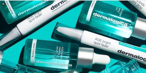 Dermalogica x Hourglass Cosmetics