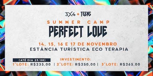 SUMMER CAMP - PERFECT LOVE | 3X4 & TEEN