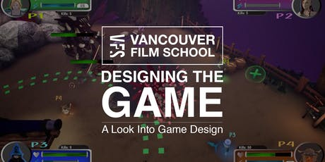 Designing the Game: A Look Into Game Design tickets