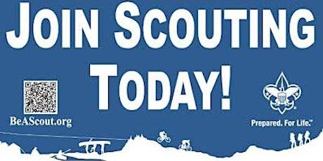 Boy Scout Troop 111 Weekly Meeting tickets