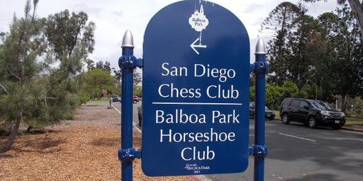 Lawn Games Age 40+ Senior State Championships - San Diego
