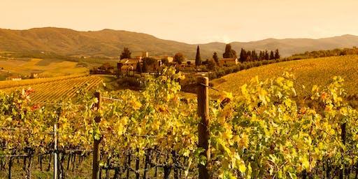 Under the Tuscan Sun with Avignonesi Wines - Oakridge