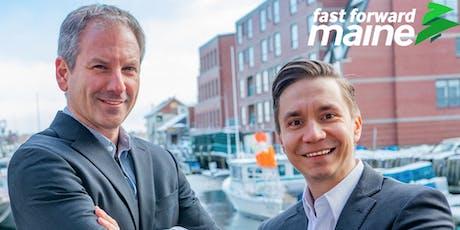 Fast Forward Maine Workshop + Mastermind - Brewer, ME tickets