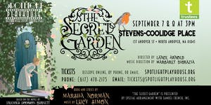 """The Secret Garden"" presented by Spotlight Playhouse &..."
