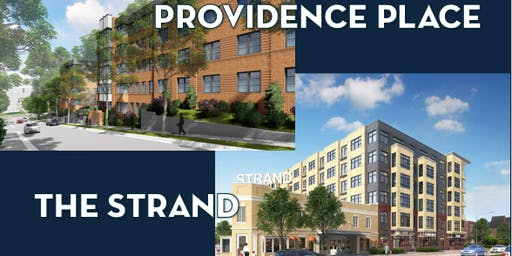 Providence Place & Strand Residences Groundbreakings