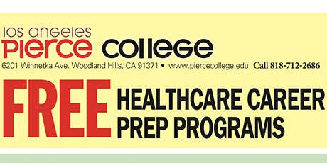 ONLINE INFO SESSION - FREE HEALTHCARE CAREER PREP PROGRAMS tickets