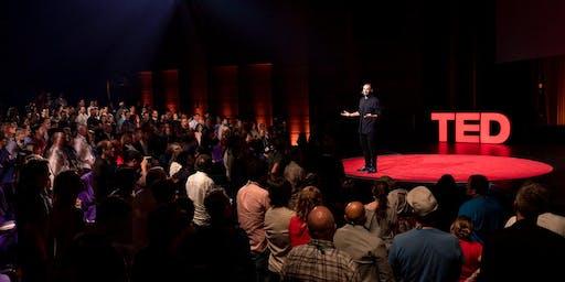 TEDxSanAntonio Fall 2019 Main Event: re:frame