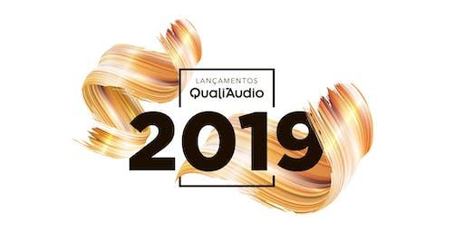 Lançamentos QualiAudio 2019 Rio