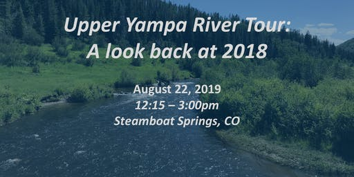 Upper Yampa River Tour: A look back at 2018