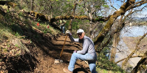 Second Saturday Trail Work Party