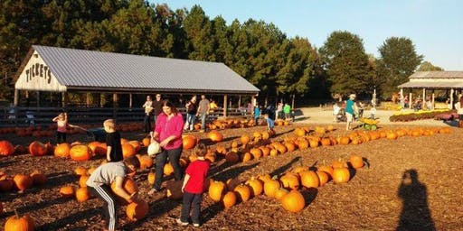 CK Campbell Group: Annual Pumpkin Patch - Client Appreciation Event