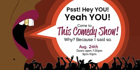 This Comedy Show! tickets