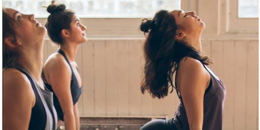 Yoga Sunday @ lululemon Hilton Head