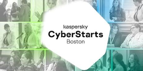 CyberStarts Boston tickets