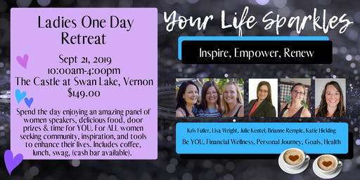 Ladies Day: Inspire, Empower, Renew EARLY BIRD tickets (limited seats)