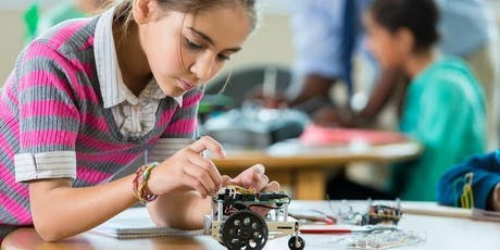Markham Kids Robotics STEM Class Open House (Age 6 - 16) - Weekday 5 PM - 6 PM tickets