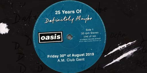 25 Years Definitely Maybe