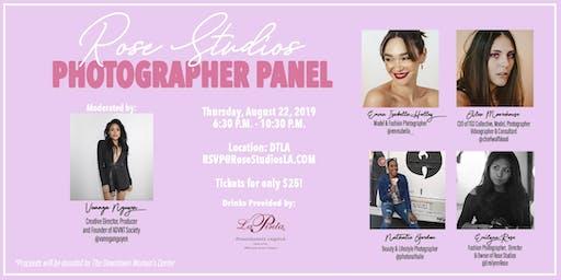 Photographer Panel & Mixer