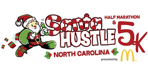 Santa Hustle® North Carolina 5K and Half Marathon Presented by McDonalds