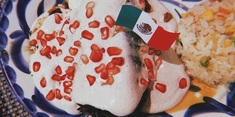 ¡Viva México! Independence Day eats + treats tickets