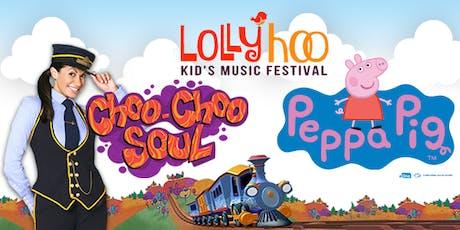 LOLLYHOO | Kid's Music Festival - Erie, PA tickets